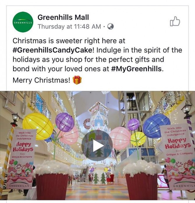 Another video work for Ortigas & Company now uploaded at https://www.facebook.com/93820364790/posts/10156978509394791/ #mygreenhills #ortigasph #video #imagesmithph #philippines