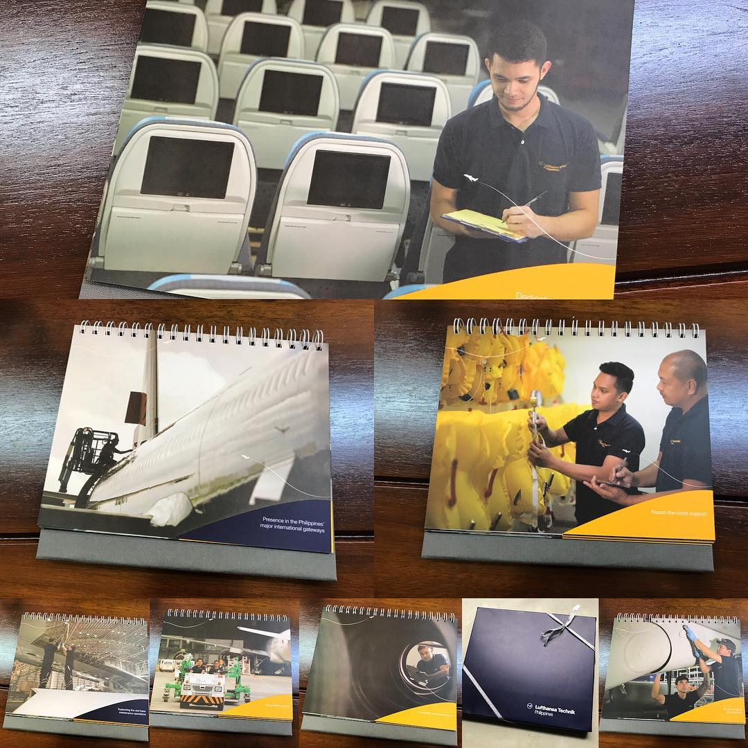 Some of our shots in Lufthansa Technik Philippines 2018 Calendar  #photography #photoshoot #calendar #lufthansa #industrial #architectural #environmental #portraits #imagesmithph #work #manila #asia #philippines #studio