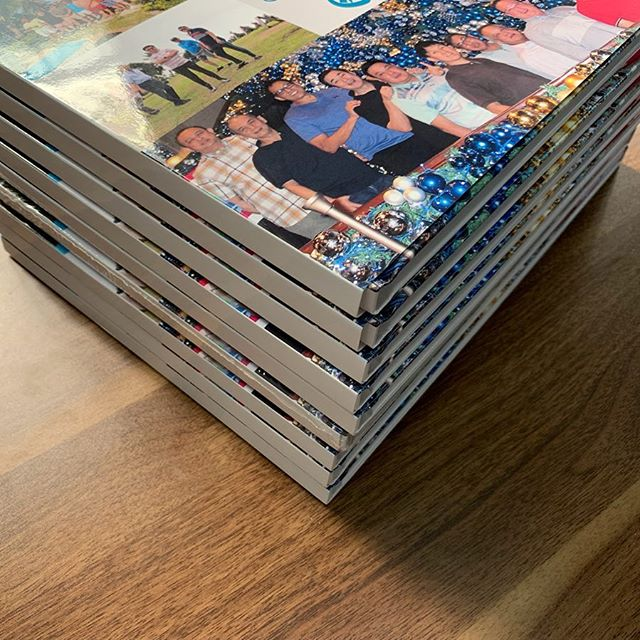 A bunch of photo books for our new client. This is their 2018 barkada travels. Make one for you and your barkada! #imagesmithph #imagesmithpb #photobook #coffeetablebook #printing